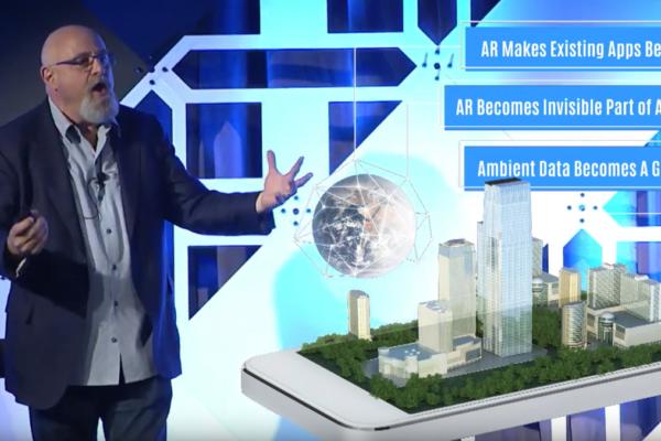 VR/AR Summit 2018 - Futurist
